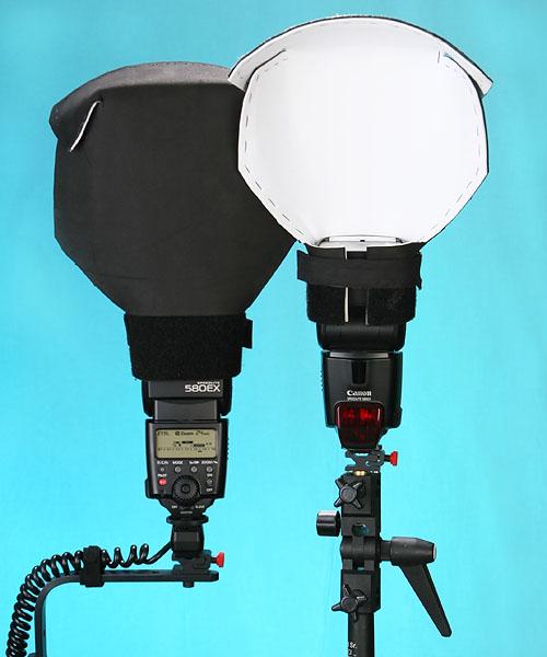 Dual01 & DIY Reflector-Diffuser